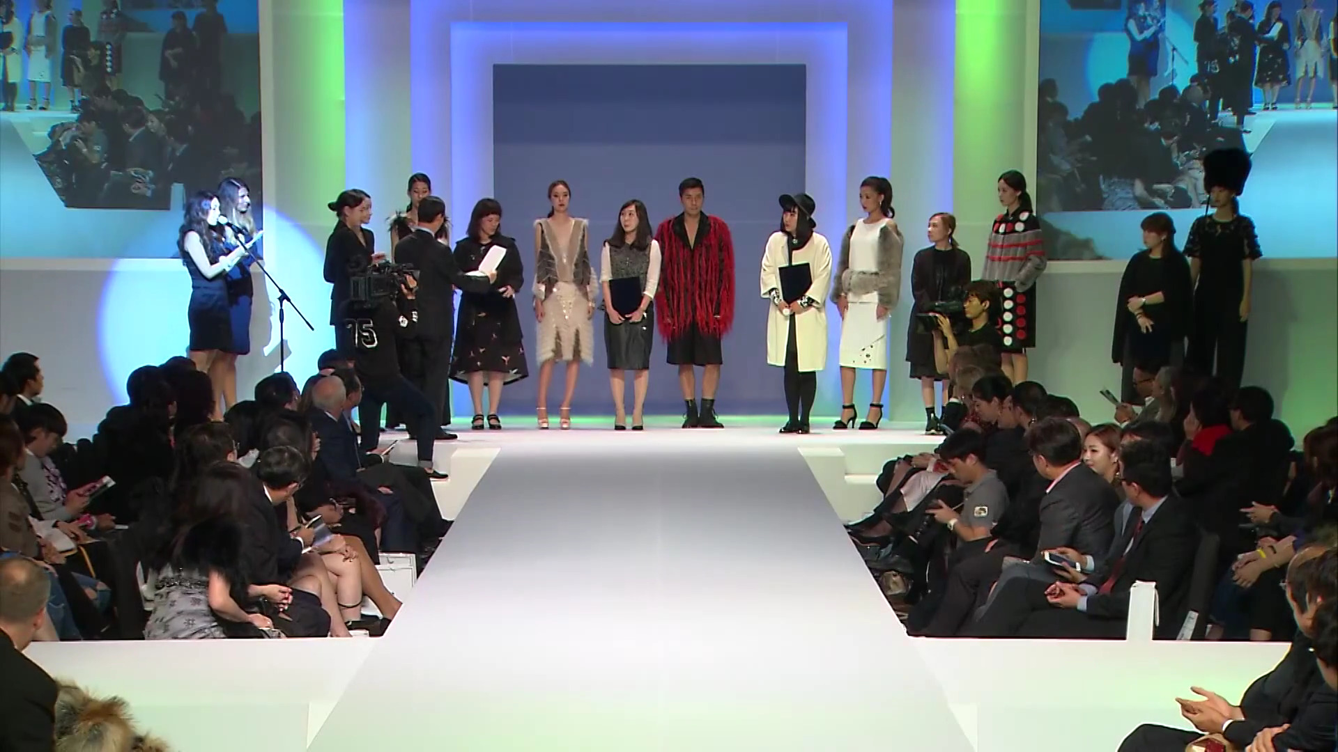snapshot - ASIA FUR DESIGN SHOWCASE 2015 - Fur Future Winners